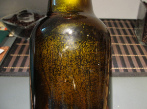 Infected Bottle