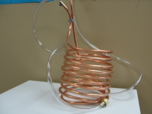 Rent a Wort Chiller at Barley's Homebrewing Supplies