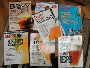 BYO Magazines