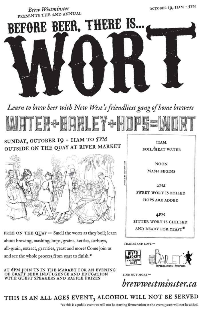 Wort Day Poster 2014