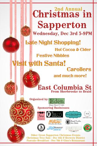Christmas Sapperton FB poster size