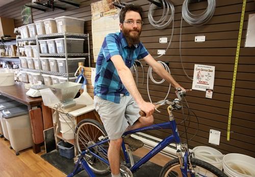 Bike Mill