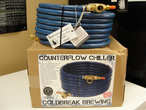 Counterflow Chiller