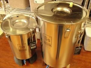 Brew Buckets