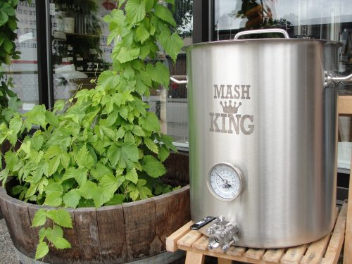 Mash King Brew Pot