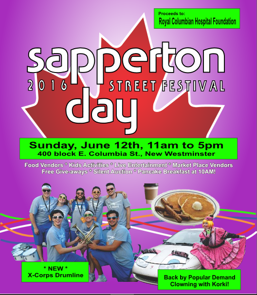 Sapperton Day 2016