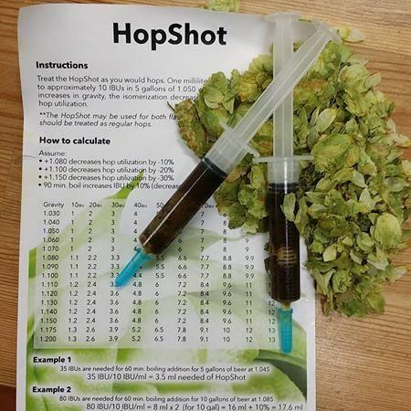 hop-shot