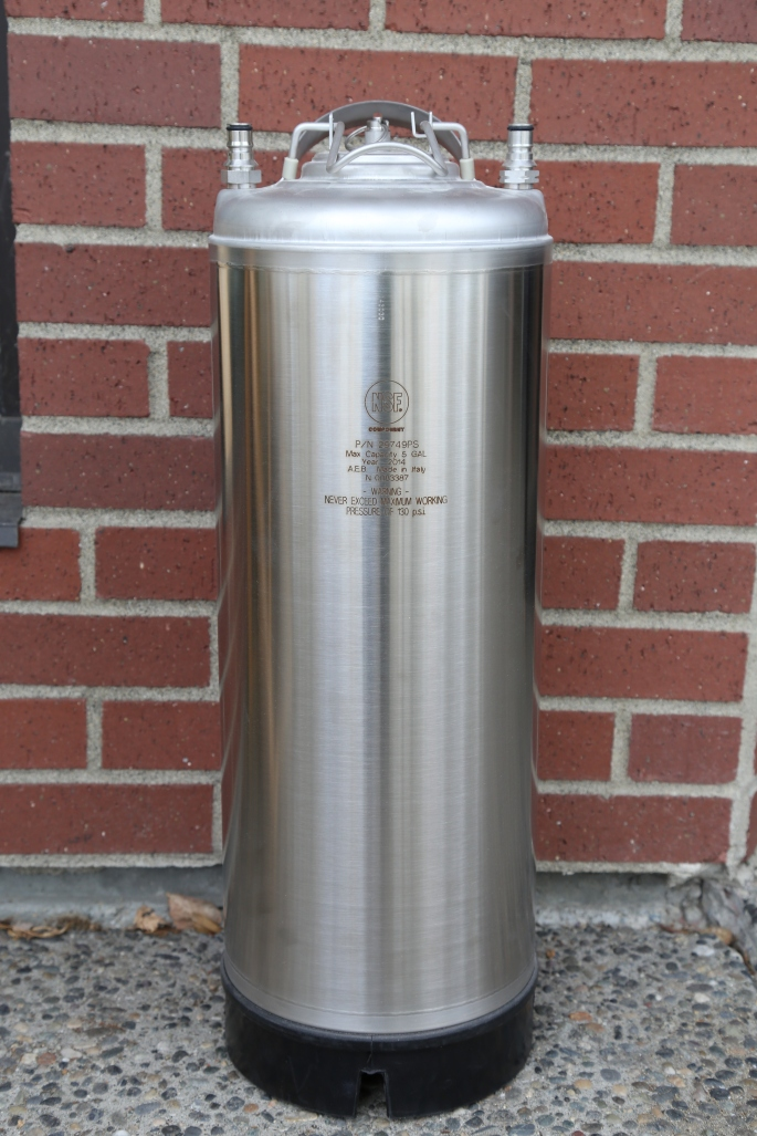 5 Gallon AEB Keg