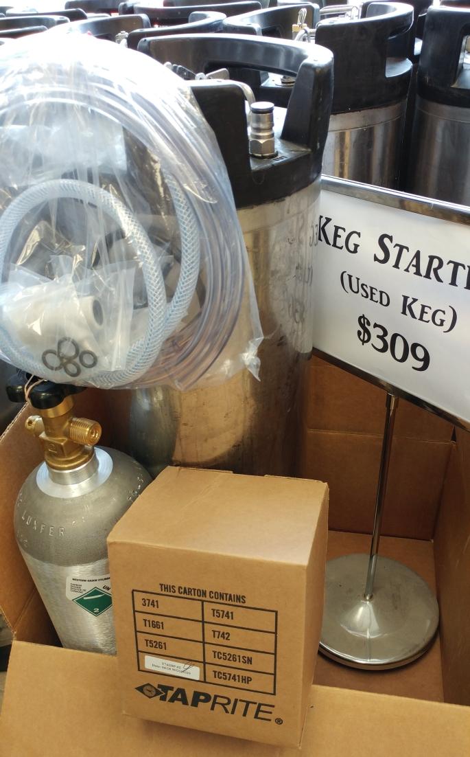 Keg Starter